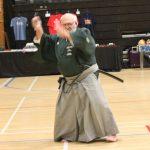 Jock Hopson kyoshi 7 dan iaido